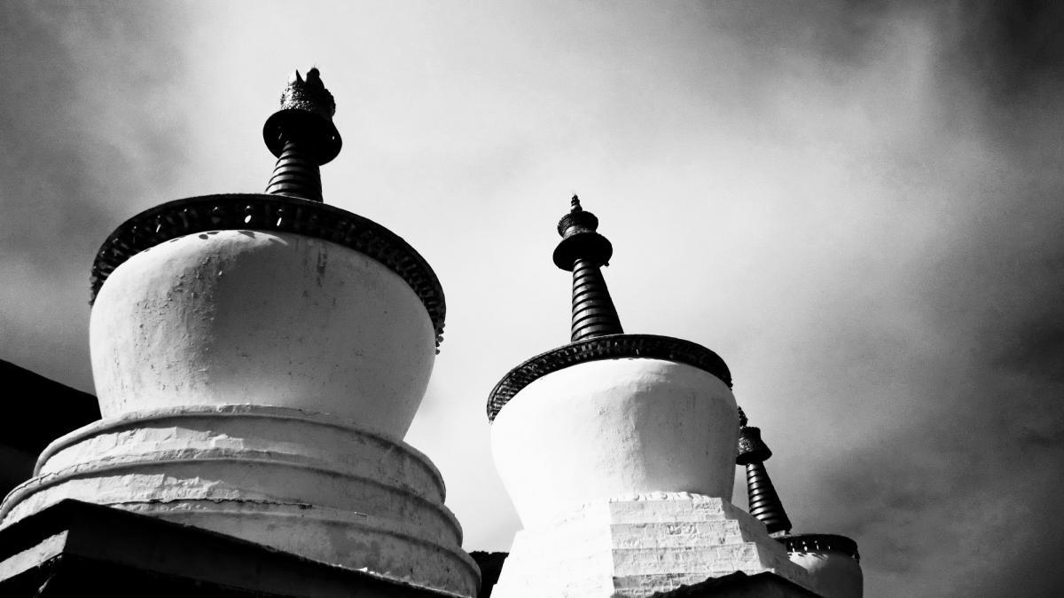 Tây Tạng thân thiện và huyền bí - 6