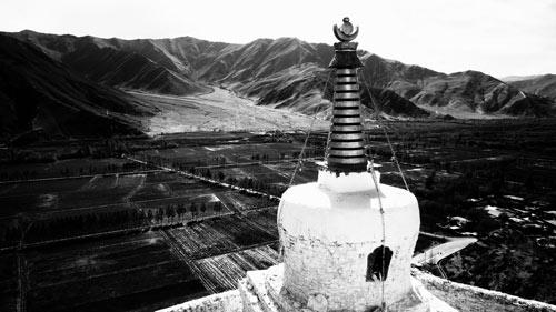 Tây Tạng thân thiện và huyền bí - 1