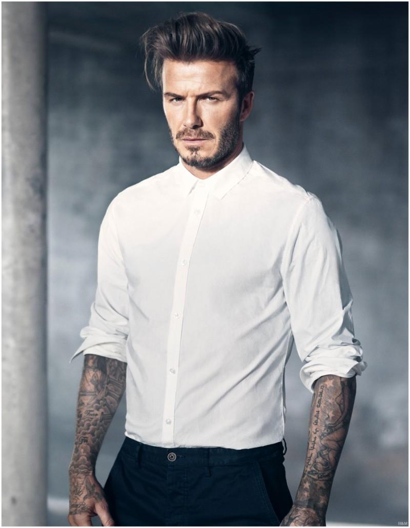 David Beckham: 'Đẹp trai quá cũng mệt' - 4