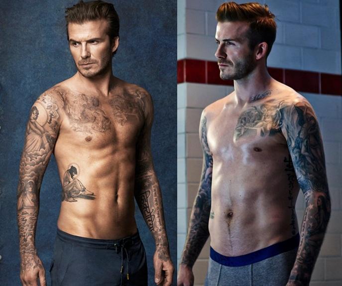 David Beckham: 'Đẹp trai quá cũng mệt' - 3