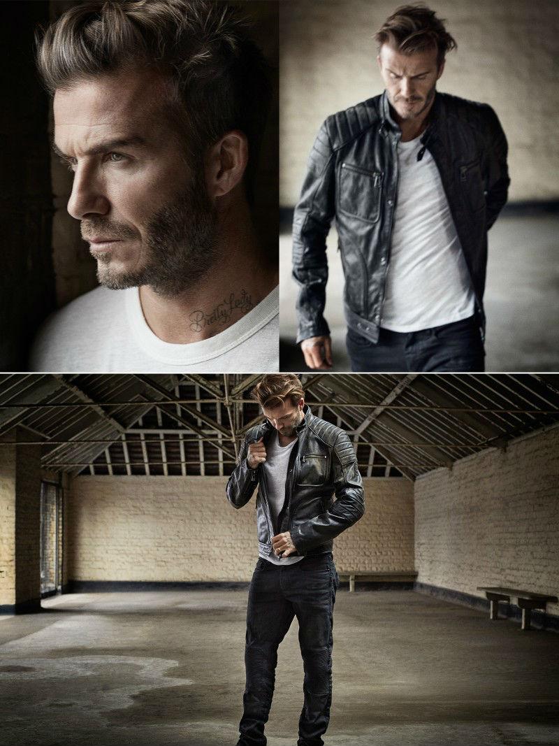 David Beckham: 'Đẹp trai quá cũng mệt' - 6