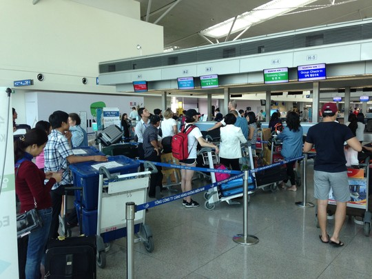 8 lưu ý giúp hành khách không bị lỡ chuyến bay dịp Tết - 1
