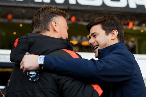 HLV Tottenham nên là người kế tục Van Gaal ở MU - 1