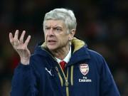 """Bóng đá - Wenger """"nổi điên"""" mắng trọng tài, cãi vã đồng nghiệp"""