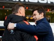 Bóng đá - HLV Tottenham nên là người kế tục Van Gaal ở MU