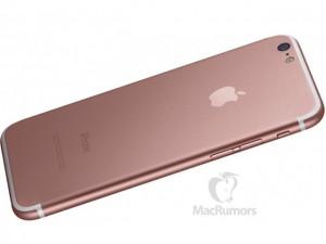iPhone 7 sẽ loại camera lồi, và vạch ăng ten ở lưng