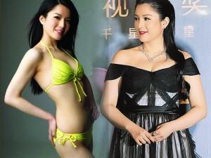 Hoa hậu Trung Quốc nhịn ăn, uống 10 ngày để giảm cân