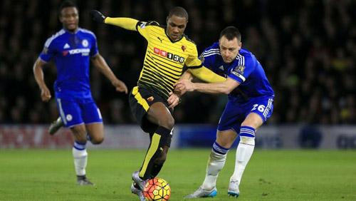 Watford - Chelsea: Hàng công không sắc sảo - 1