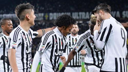 """Juventus - Genoa: """"Đốt"""" lưới nhà và thất bại - 1"""
