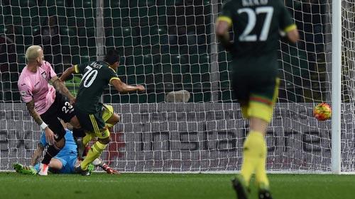 Inter Milan - Chievo: Dứt điểm kém cỏi - 1