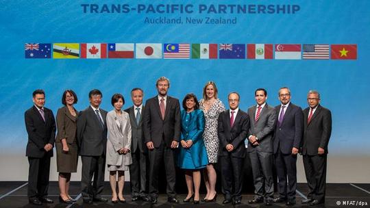 Việt Nam chính thức ký kết Hiệp định TPP - 1