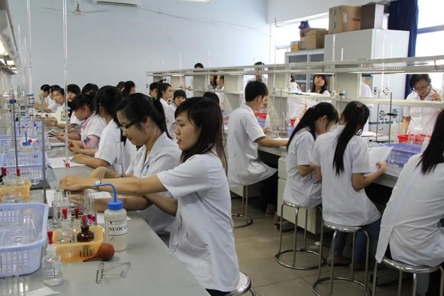 Dược sĩ đại học đáp ứng tốt cho nhu cầu xã hội - 1