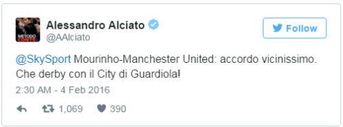 MU sắp đạt thỏa thuận mời Mourinho về dẫn dắt - 1
