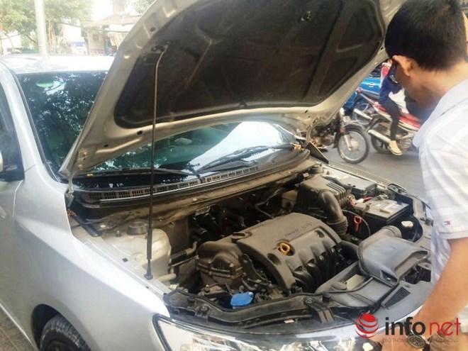 Xác định nguyên nhân xe chết máy sau khi đổ xăng RON 95 - 1