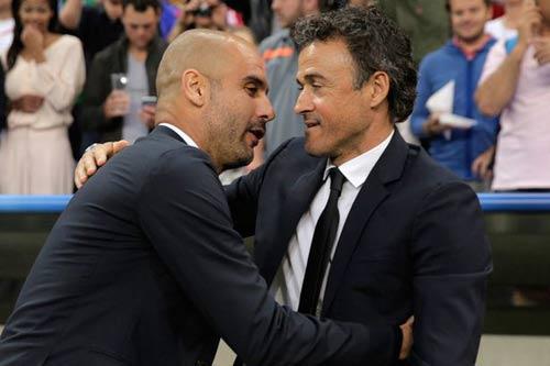 Barca bất bại 27 trận: Enrique đâu kém tài Guardiola - 2