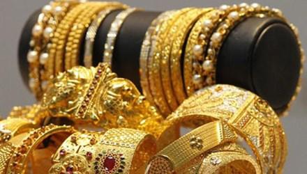 Cận Tết, vàng tăng vọt 150 nghìn đồng/lượng - 1
