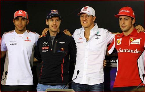 Formula 1: Coi là yêu luôn! - 2