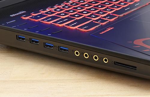 Đánh giá laptop 'chiến đấu' MSI GT72 Dominator Pro Dragon Edition - 6