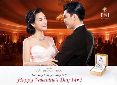 Ấn tượng trang sức tình yêu cho ngày Valentine - 1