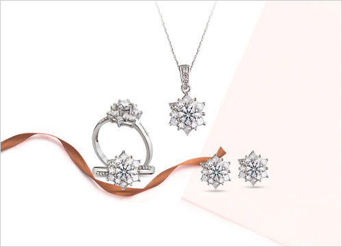 Ấn tượng trang sức tình yêu cho ngày Valentine - 8