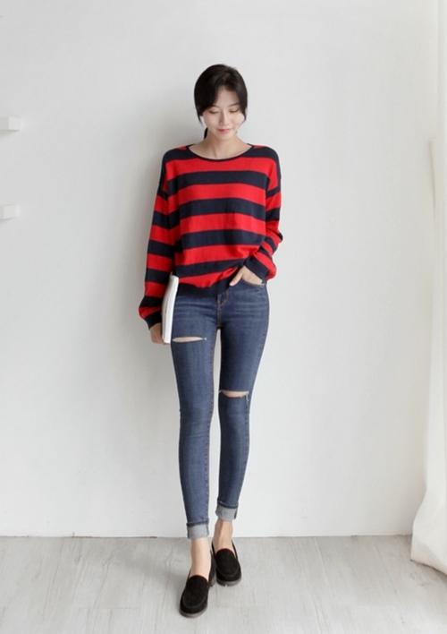 Đừng vội chán quần jeans! - 3