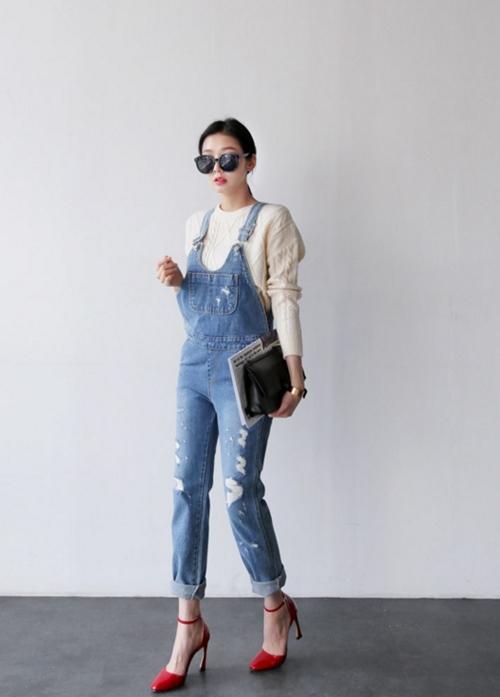 Đừng vội chán quần jeans! - 8