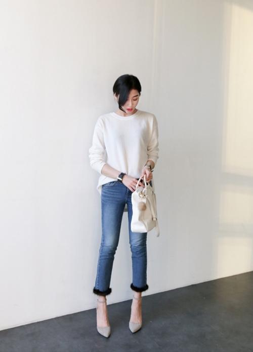 Đừng vội chán quần jeans! - 9