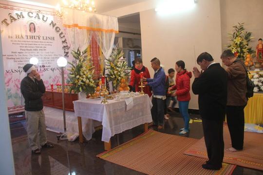 Thi thể doanh nhân Hà Thúy Linh về tới Đà Lạt - 3