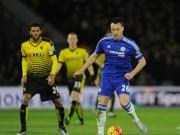 """Bóng đá - Chi tiết Watford - Chelsea: """"The Blues"""" bế tắc (KT)"""