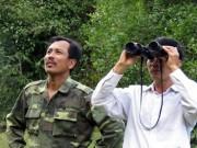 Tin tức Việt Nam - Người thu phục sát thủ săn voọc quý