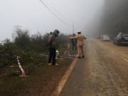 Tai nạn giao thông - Xe lao xuống vực sâu 100m, phó bí thư huyện kêu cứu