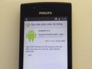 Philips phát hành bản vá cho smartphone bị cài mã độc