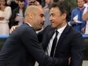 Bóng đá - Barca bất bại 27 trận: Enrique đâu kém tài Guardiola