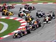 Thể thao - Formula 1: Coi là yêu luôn!