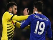"""Bóng đá Ngoại hạng Anh - Diego Costa: Ẩn hiện """"Thiên thần"""" và """"Ác quỷ"""""""