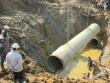 Truy tố 9 bị can trong vụ án vỡ đường ống nước Sông Đà