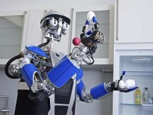 Kỳ lạ: Nhà hàng do...robot phục vụ tại Trung Quốc