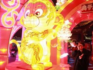 Ảnh: Xem lễ hội đèn lồng nổi tiếng nhất Trung Quốc