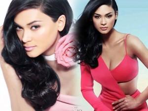 Tân hoa hậu Hoàn vũ nóng bỏng trên ảnh tạp chí