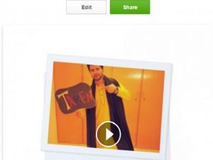 """Làm video """"tình bạn Facebook"""" cực chất trong 1 nốt nhạc"""