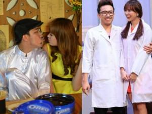 13 khoảnh khắc ngọt ngào của Trấn Thành - Hari Won