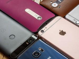 """8 ưu thế của smartphone màn hình """"khủng"""""""