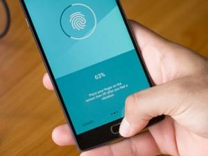 Cảm biến dấu vân tay nên nằm ở mặt trước smartphone