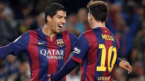 Sao 360 độ 5/2: Messi tặng Suarez quà kỉ niệm chiến thắng - 1