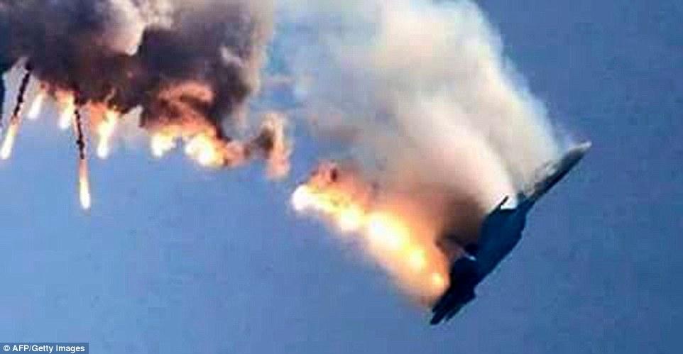 Nga nghi ngờ Thổ Nhĩ Kỳ chuẩn bị tấn công Syria - 1