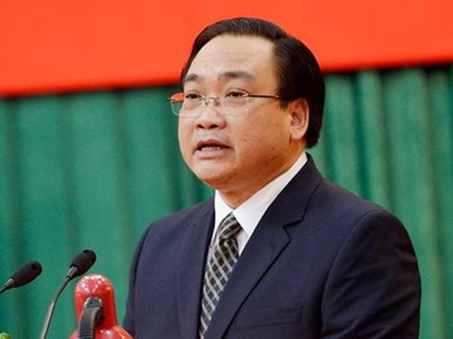 Tâm sự nhậm chức của tân Bí thư Hà Nội Hoàng Trung Hải - 1