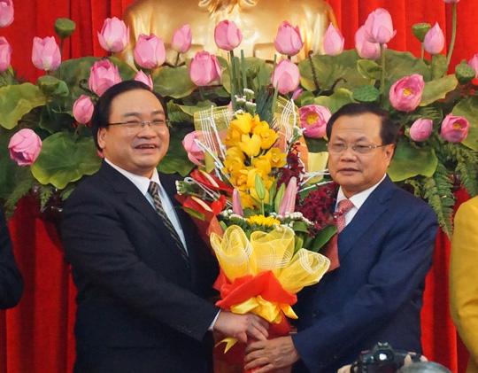 Tâm sự nhậm chức của tân Bí thư Hà Nội Hoàng Trung Hải - 2