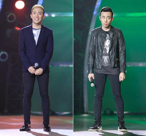 Gu thời trang trẻ trung và lịch lãm của MC Trấn Thành - 6