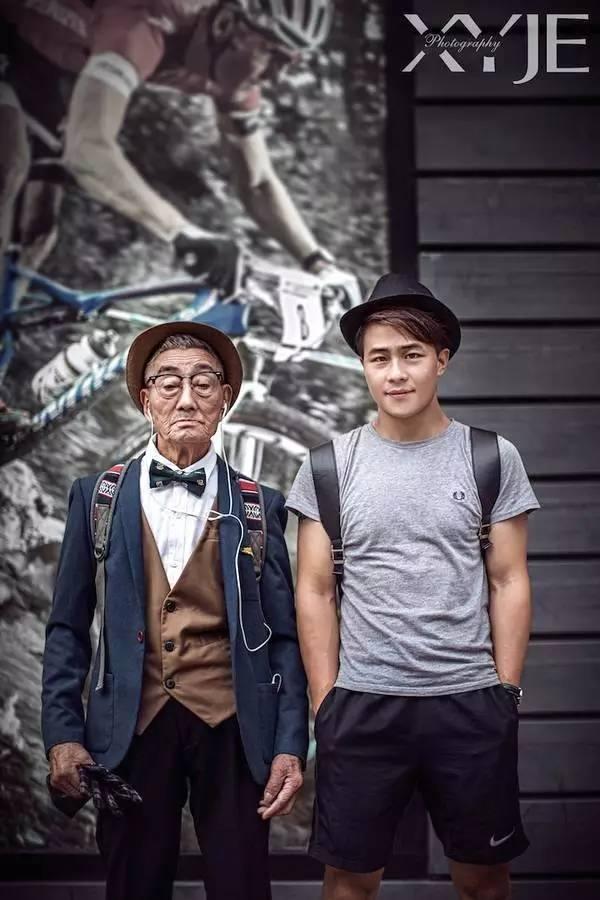 """Sự thực bất ngờ về """"cụ già sành điệu nhất Trung Quốc"""" - 7"""