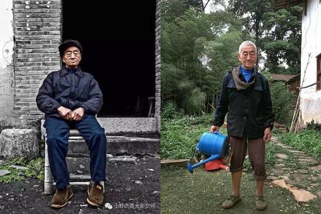 """Sự thực bất ngờ về """"cụ già sành điệu nhất Trung Quốc"""" - 2"""